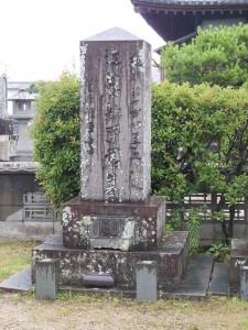 Grave_of_Eto_Shinpei_Hongyoji